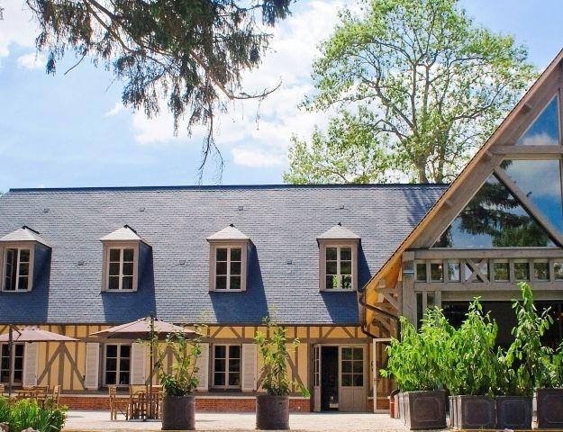 Hôtel du Grand Cerf & Spa - Facade
