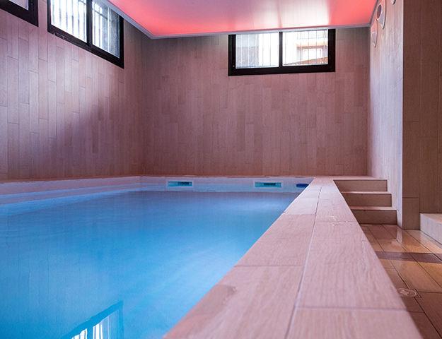 Soleil vacances parc h tel r sidence s jour thalasso for Hotel piscine interieure paca