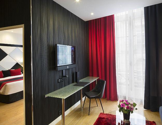 L'Empire Paris - Chambre superieure