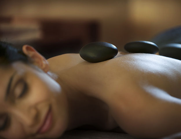 Atlantic Thalasso - Massage aux pierres chaudes
