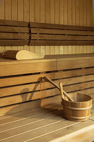 Atlantic Thalasso - Sauna