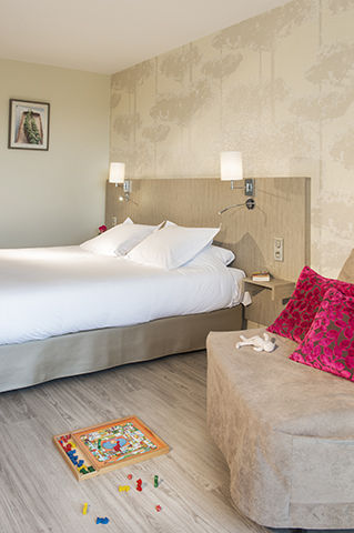 Atlantic Thalasso - Chambre privilege