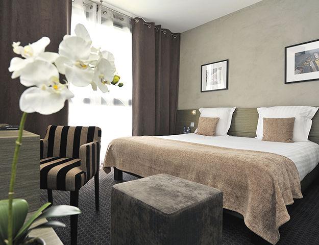 Best Western Hôtel de la Cité & Spa - Chambre classique double