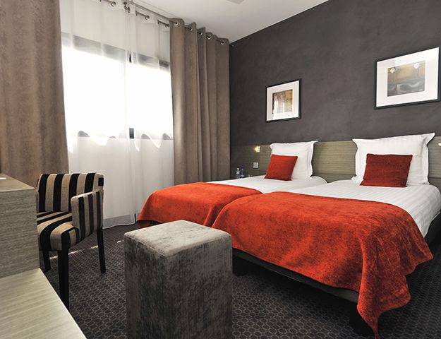 Best Western Hôtel de la Cité & Spa - Chambre classique twin