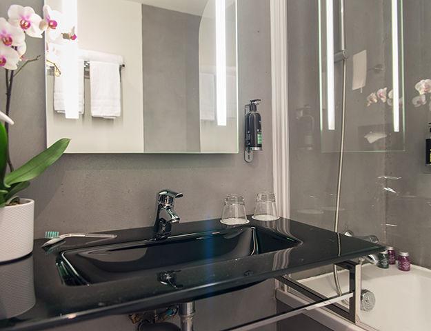 Best Western Hôtel de la Cité & Spa - Salle de bain