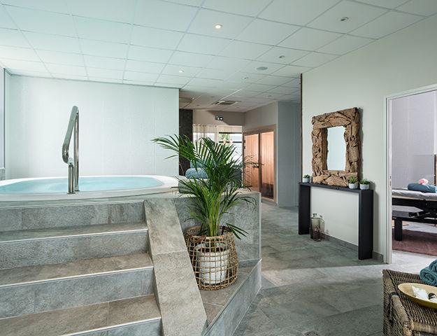 Best Western Hôtel de la Cité & Spa - Centre de soins