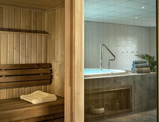 Best Western Hôtel de la Cité & Spa - Sauna