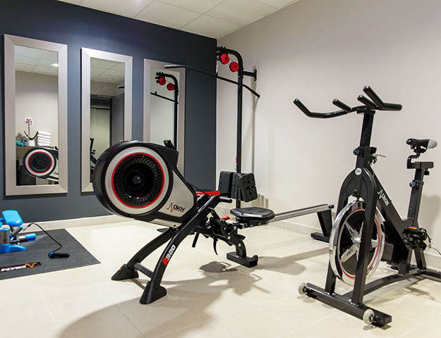Best Western Hôtel de la Cité & Spa - Salle fitness