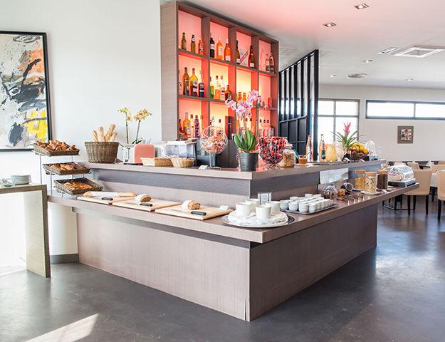 Best Western Hôtel de la Cité & Spa - Buffet petit dejeuner
