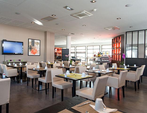 Best Western Hôtel de la Cité & Spa - Restaurant