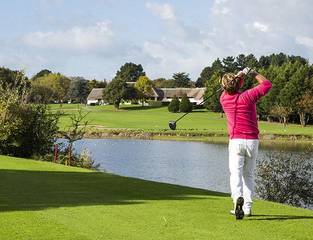 Le Castel Marie Louise - Golf