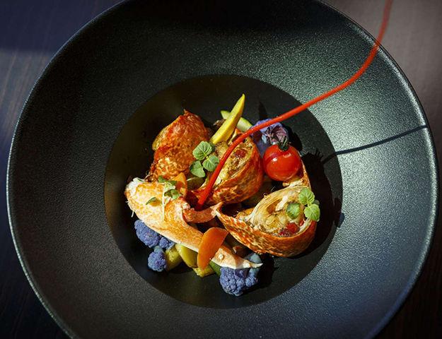 Hôtel Côte Ouest MGallery by Sofitel - Cuisine du restaurant