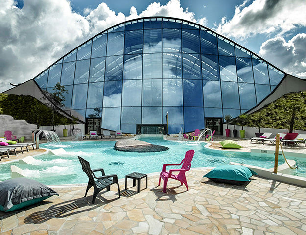 Center parcs domaine du bois aux daims s jour thalasso morton - Center parc bois aux daims adresse ...