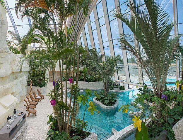 Center Parcs Domaine du Bois aux Daims - Aqua mundo