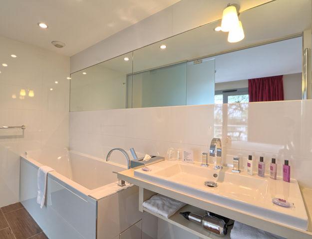 Le Relais de La Malmaison - Suite junior salle de bains
