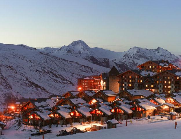 Résidence Premium Pierre et Vacances Les Alpages de Reberty  - Station