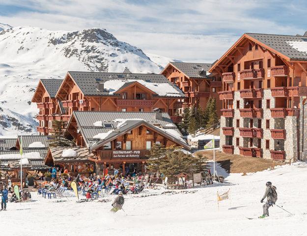 Résidence Premium Pierre et Vacances Les Alpages de Reberty  - Residence premium les alpages de reberty