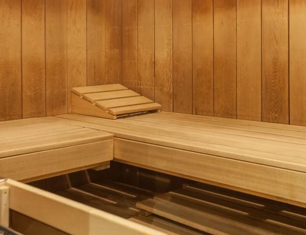 Résidence Premium Pierre et Vacances Les Alpages de Reberty  - Sauna