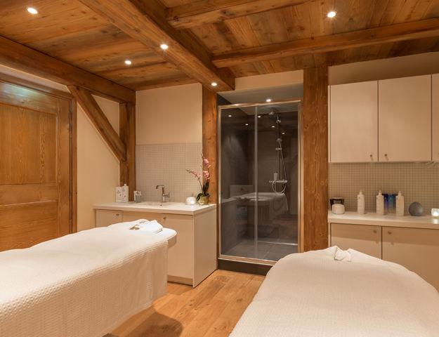 Résidence Premium Pierre et Vacances Les Alpages de Reberty  - Spa