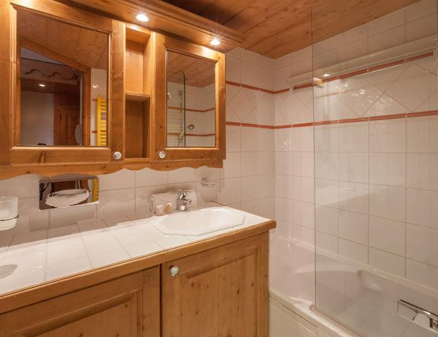 Résidence Premium Pierre et Vacances Les Alpages de Reberty  - Salle de bains