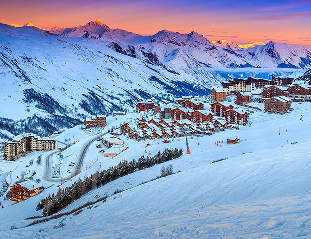 Résidence Premium Pierre et Vacances Les Alpages de Reberty  - Les trois vallees