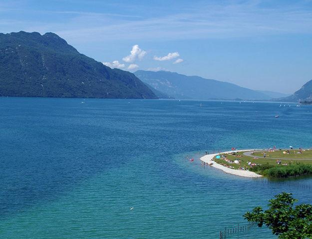 Aquakub - Lac du bourget