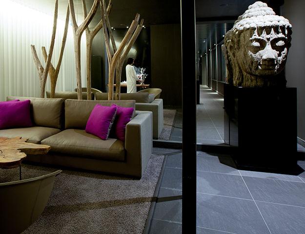 Hôtel & Spa Chassieu - Accueil spa