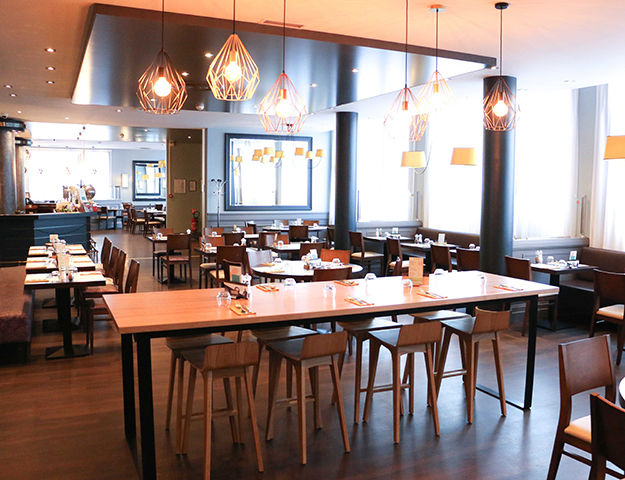 Hôtel & Spa Chassieu - Restaurant