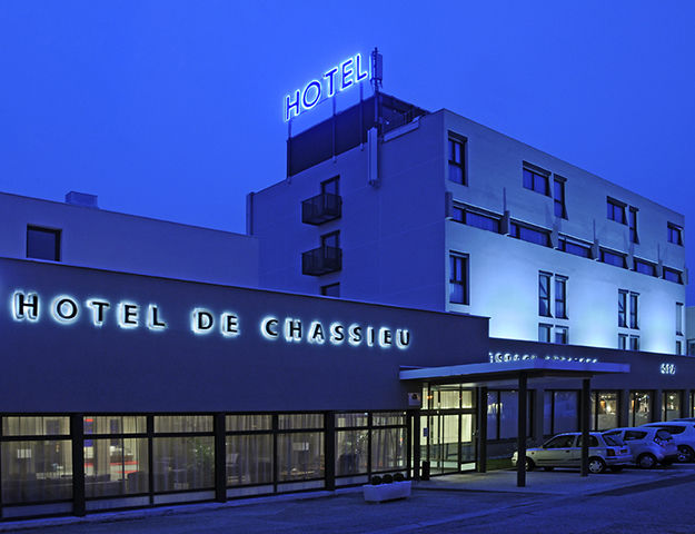 Hôtel & Spa Chassieu - Hotel