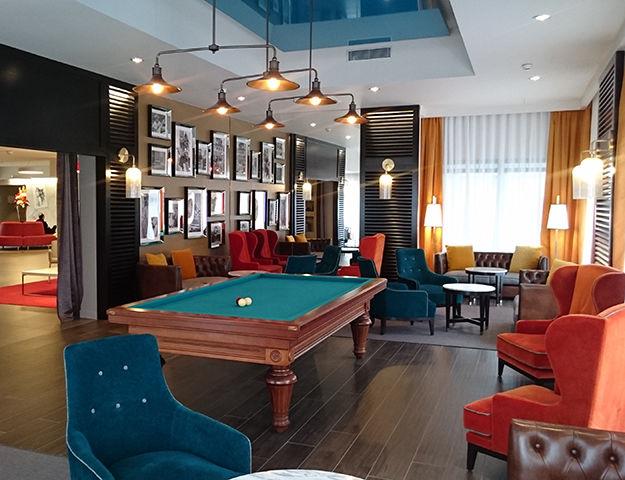 Hôtel & Spa Chassieu - Lobby