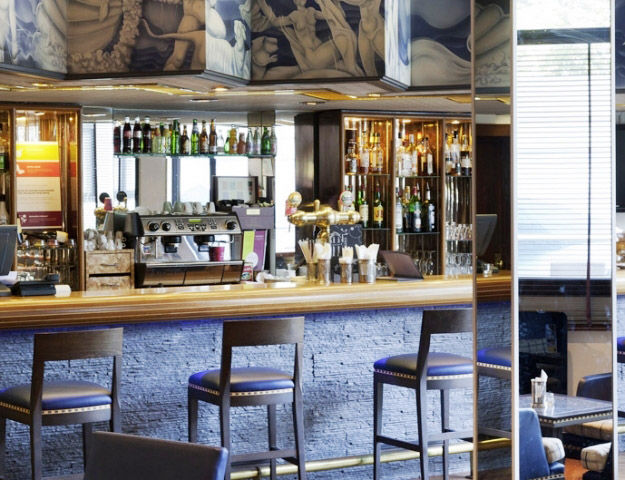 Mercure Hôtel & Spa Aix-les-Bains Domaine de Marlioz - Bar
