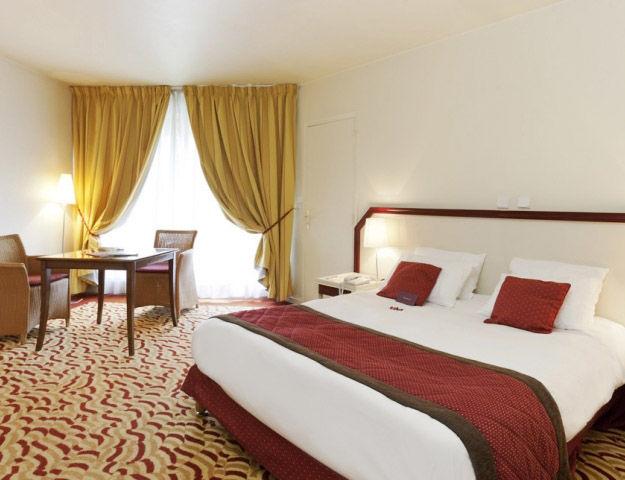 Mercure Hôtel & Spa Aix-les-Bains Domaine de Marlioz - Chambre