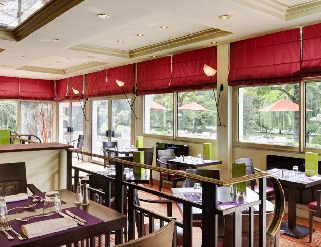 Mercure Hôtel & Spa Aix-les-Bains Domaine de Marlioz - Restaurant