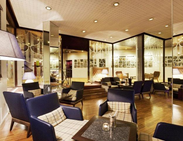 Mercure Hôtel & Spa Aix-les-Bains Domaine de Marlioz - Salon