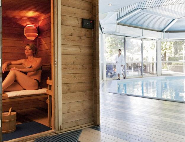 Mercure Hôtel & Spa Aix-les-Bains Domaine de Marlioz - Sauna