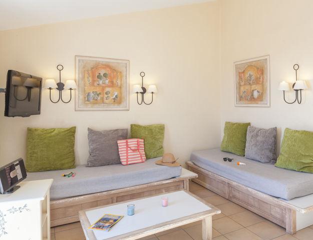 Village Pierre & Vacances Les Restanques du Golfe de St-Tropez - Hebergements