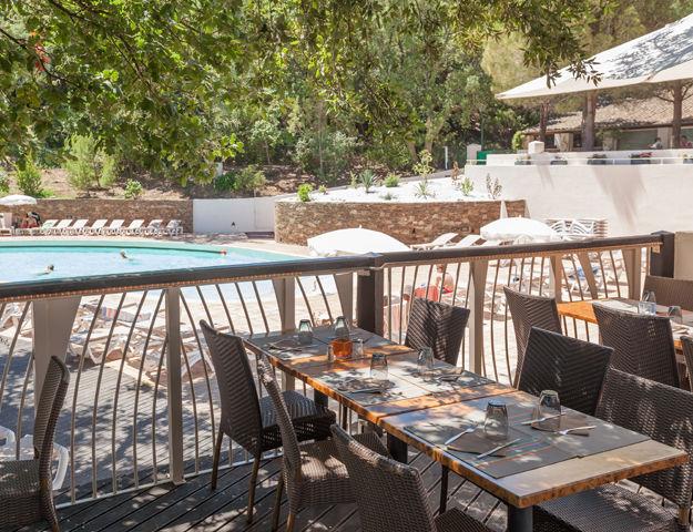 Village Pierre & Vacances Les Restanques du Golfe de St-Tropez - Restaurant