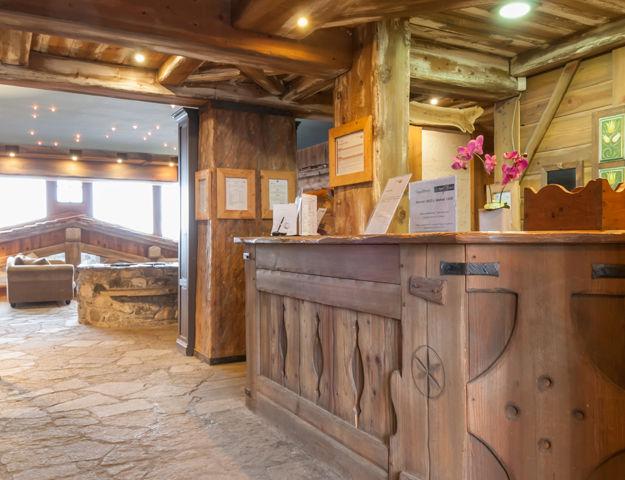 Résidence Pierre & Vacances Premium Les Alpages de Chantel - Reception