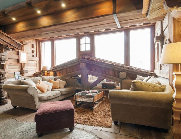 Résidence Pierre & Vacances Premium Les Alpages de Chantel - Lobby