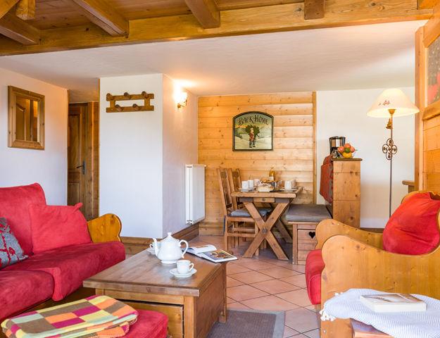 Résidence Pierre & Vacances Premium Les Alpages de Chantel - Appartement