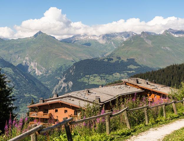 Résidence Pierre & Vacances Premium Les Alpages de Chantel - Residence premium les alpages de chantel