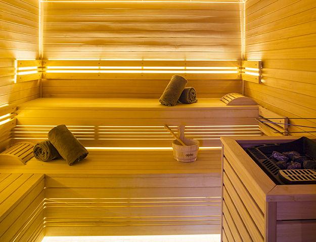 Résidence Les Loges du Park - Sauna spa la parenthese