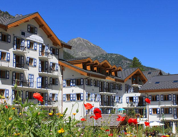 Résidence & Spa Vallorcine Mont-Blanc - Residence