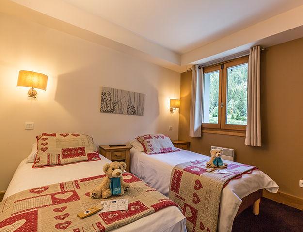 Résidence & Spa Vallorcine Mont-Blanc - Chambre enfant