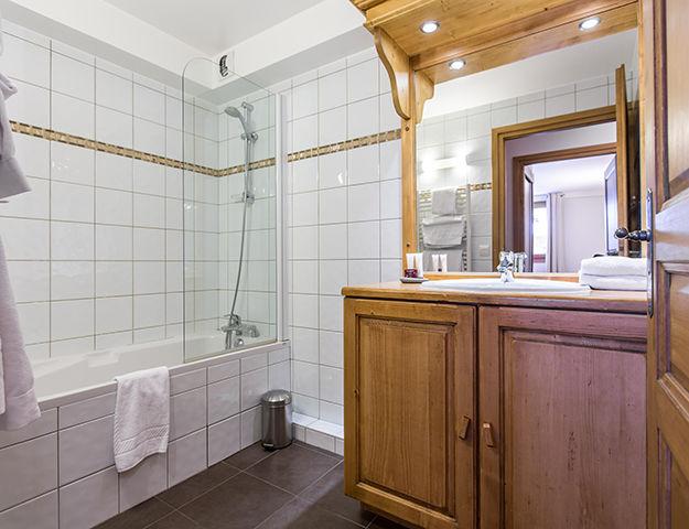 Résidence & Spa Vallorcine Mont-Blanc - Appartement
