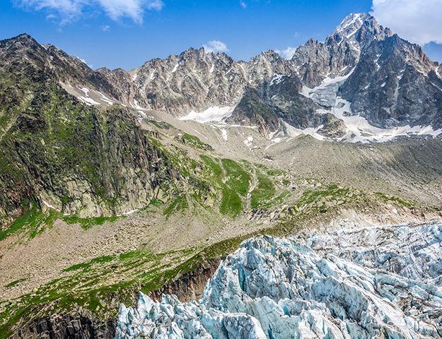 Résidence & Spa Vallorcine Mont-Blanc - Glacier de l argentiere