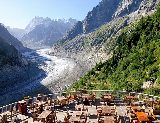 Résidence & Spa Vallorcine Mont-Blanc - Glacier mer de glace