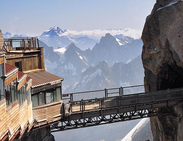 Résidence & Spa Vallorcine Mont-Blanc - Aiguille du midi