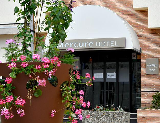 Mercure Trouville - Mercure trouville