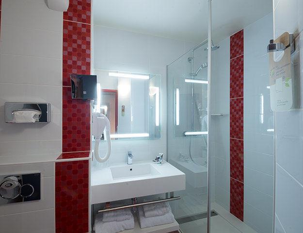 Mercure Trouville - Salle de bains
